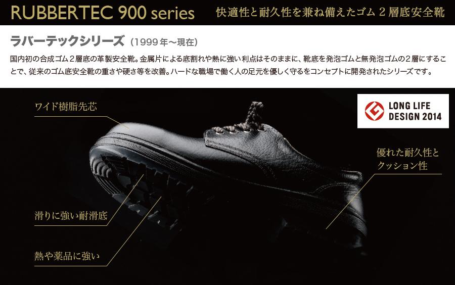 ミドリ安全安全靴がグッドデザイン・ロングライフデザイン賞受賞